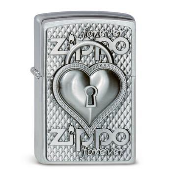 Zippo Reg Zippo Heart Forever 2002732