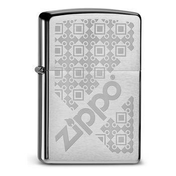 Zippo Logo Pattern 3 60000036