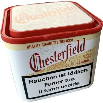 Chesterfield Tin 2019