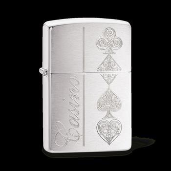 Zippo Casino Card Suits 60003355