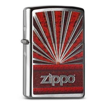 Zippo Chrome Rays 60000561