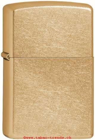 Zippo 60001161 207g Gold Dust Street Gld