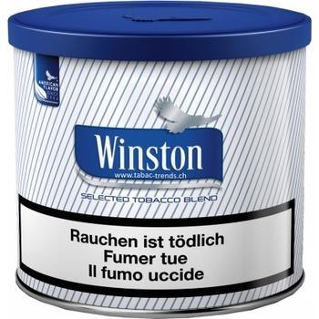 Winston Blue Zigaretten Tabak Dose