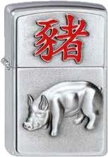 Zippo Year of Pig 2002459