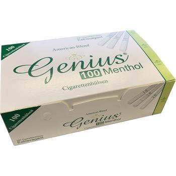 Genius Menthol Filterhülsen