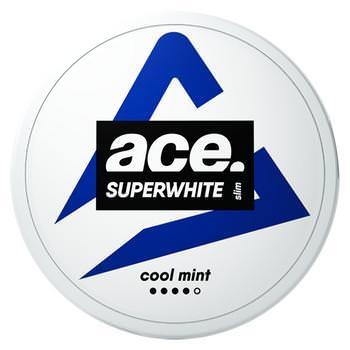 ACE Superwhite Cool Mint Snus