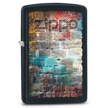 Zippo Grunge Brick Wall 60002577