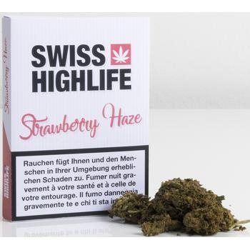 Swiss Highlife Strawberry Haze 4.8g