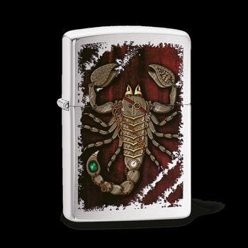 Zippo Steampunk Scorpion 60003369