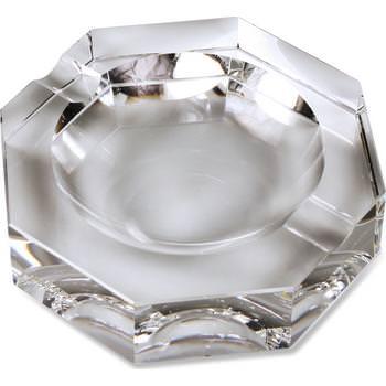 Zigarrenascher Kristall 8-eckig