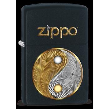 Zippo Abstract Ying Yang 60003065
