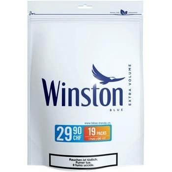 Winston Extra Volume Blue Beutel