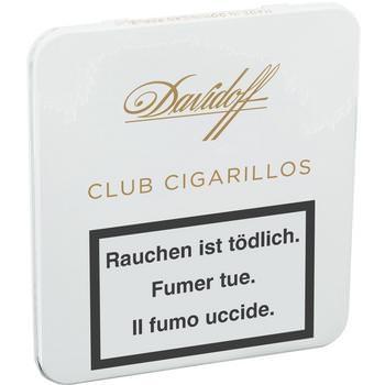 Davidoff Exquisitos - 10 Zigarillos