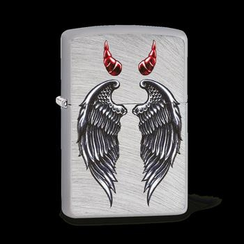 Zippo Wings And Horns Design 60003388