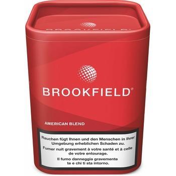 Brookfield American Blend Tabak, Dose