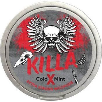 Killa X-Cold Mint Snus