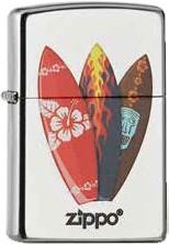Zippo Surf Boards 60001934