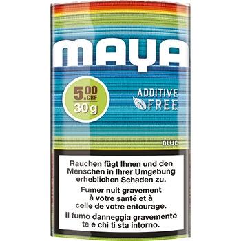 Maya RYO Blue Drehtabak