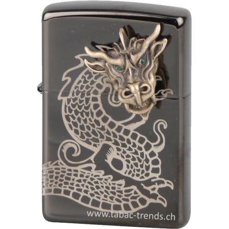 Zippo Dragon Head Limited Edition 207680