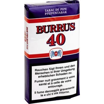Burrus Nr. 40 Beutel