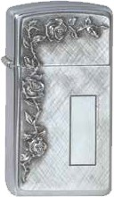 Zippo Roses With Panel 1370007
