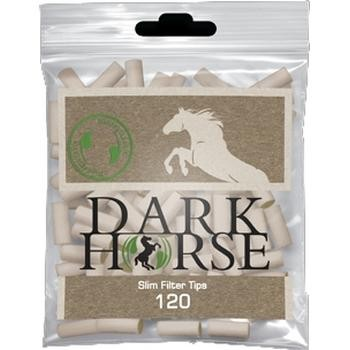 Dark Horse Biodegradable Filter - 6mm
