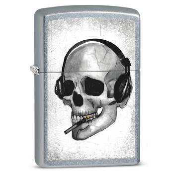 Zippo Headphone Skull 60002470