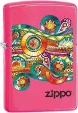 Zippo Zentangle 60002583