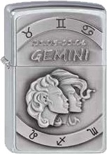 Zippo Gemini 2002074