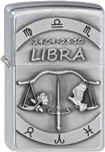 Zippo Libra 2002078