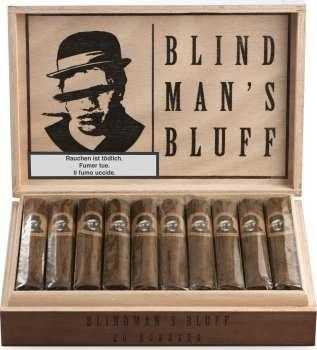 Caldwell Blind Man's Bluff Robusto - 20 Zigarren