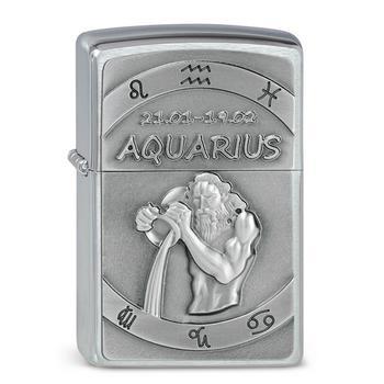 Zippo Reg Aquarius 2002070