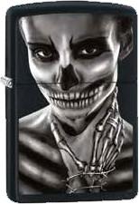 Zippo Skeleton Woman 60002468