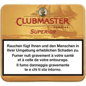 Clubmaster Superior Sumatra Zigarillos
