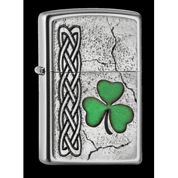 Zippo Irish Shamrock Emblem 2005097