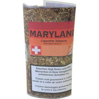 Maryland natur Tabak, Beutel mit 5 x 30g