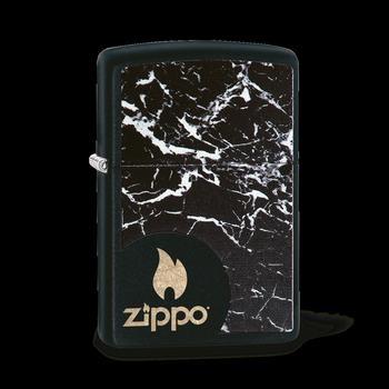 Zippo Black Marble Zippo 60003344