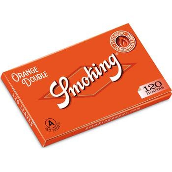 Smoking Double Window Orange - 10 Briefchen