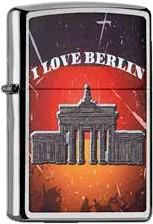 Zippo I Love Berlin 60002005