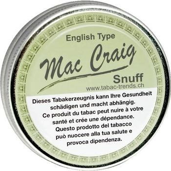 Mac Craig Schnupftabak