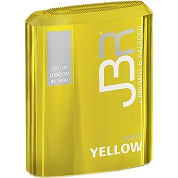 JBR Yellow Snuff - 10 x 10g