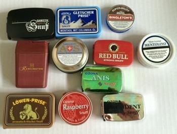 Snuff - Probierpackung Schnupftabak