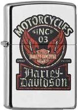 Zippo Harley Davidson 60002097