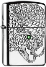 Zippo Snake With Tongue and Cry 60000693