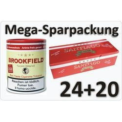 Brookfield Gold + Filterhülsen Santiago