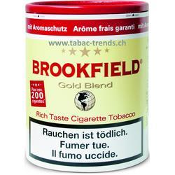 brookfield gold blend tabak zigaretten selber machen. Black Bedroom Furniture Sets. Home Design Ideas