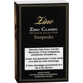 Zino Classic Torpedo Etui