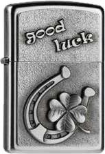 Zippo Good Luck Horse Shoe 2004513