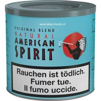 Natural American Spirit Tabak Dose