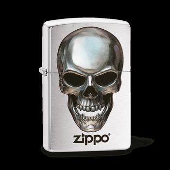 Zippo Metal Skull 60003324